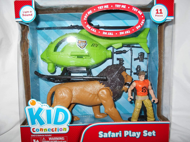 Kid Connection Safari Play Set