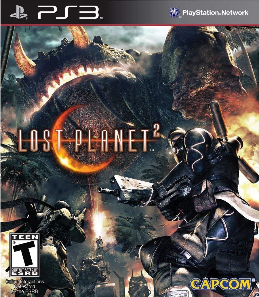 Lost Planet 2 - Playstation 3 (Renewed)