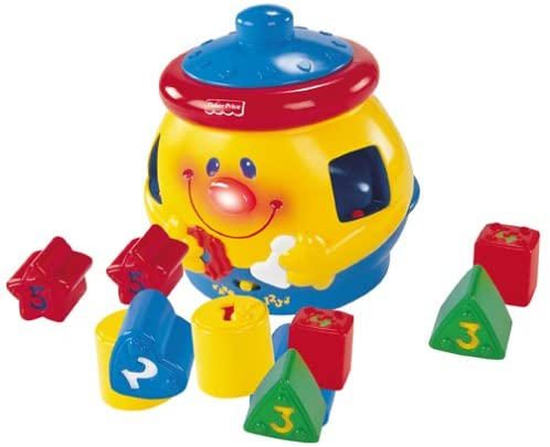 Baby Smartronics Cookie Shape Surprise Learning Toy
