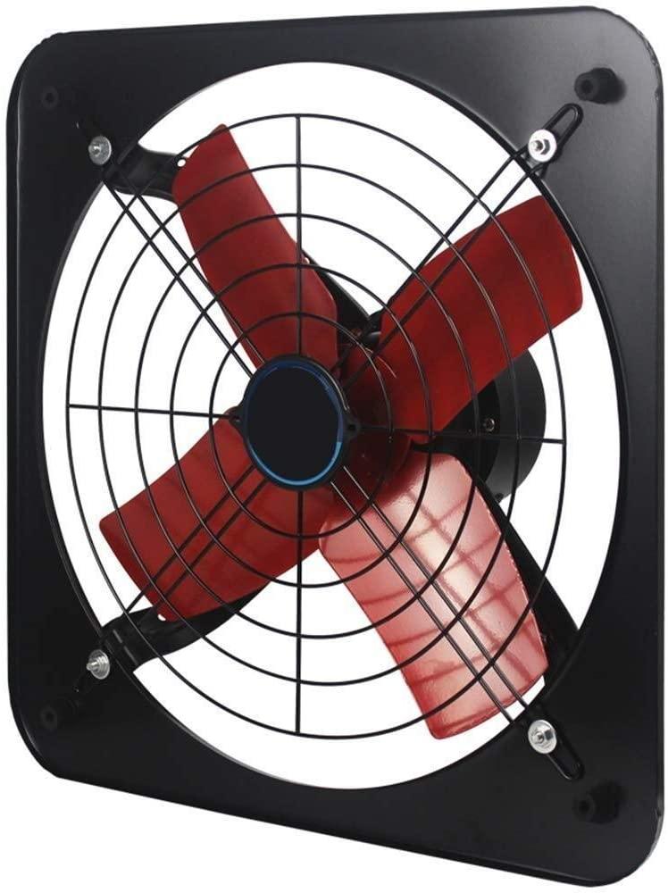 Ventilation Extractor Powerful Kitchen Exhaust Fan Window Hood Industrial Full Iron Ventilation Metal