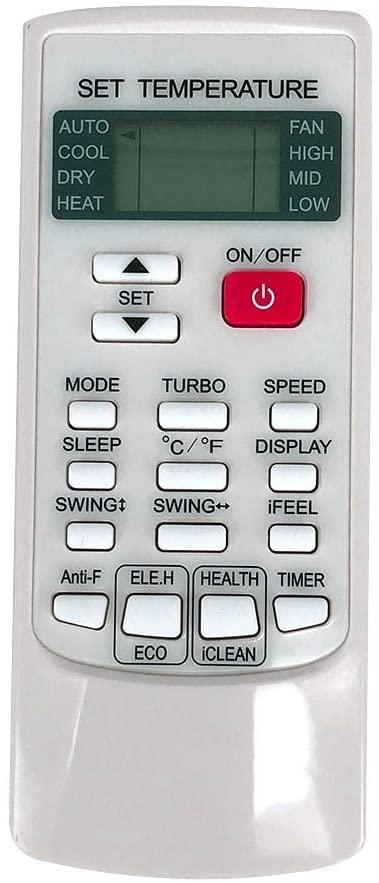 Calvas New Original Remote YKR-H/102E For AUX Air Conditioner YKR-H/002E YKR-H/006E Remote Control