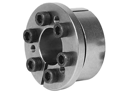 Lovejoy 1450 Series Shaft Locking Device, Metric, 42 mm shaft diameter x 75mm outer diameter of shaft locking device, 1169 ft-lb Maximum Transmissible Torque