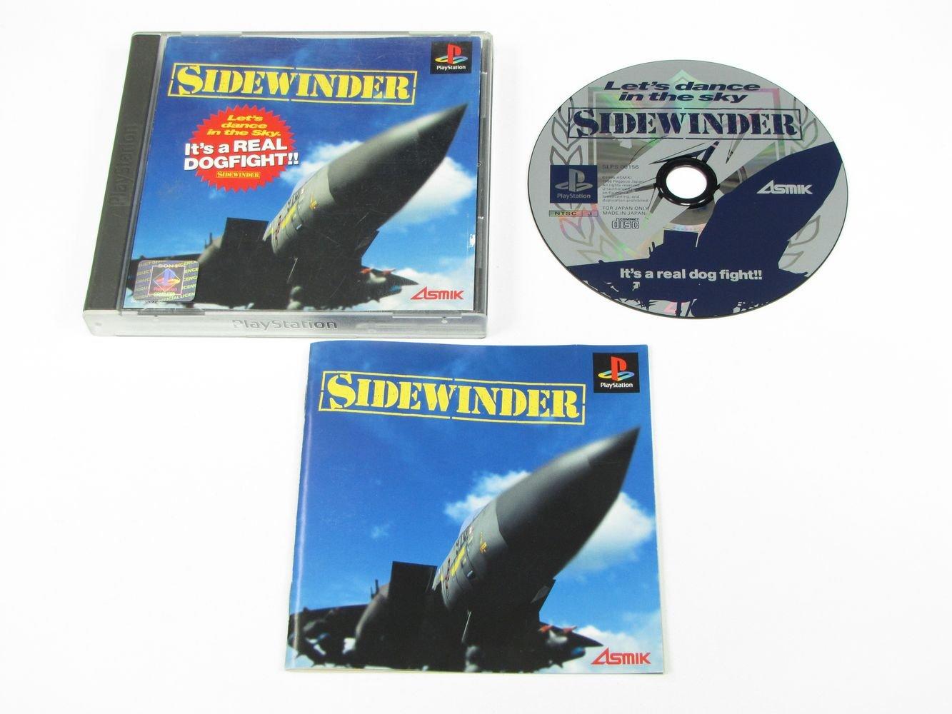 Sidewinder [Japanese Import Video Game]