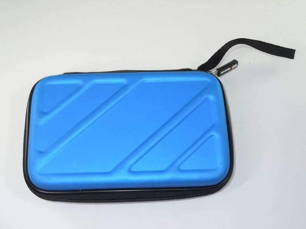RDSIndustries Blue Traveller Case For 3DS For DS