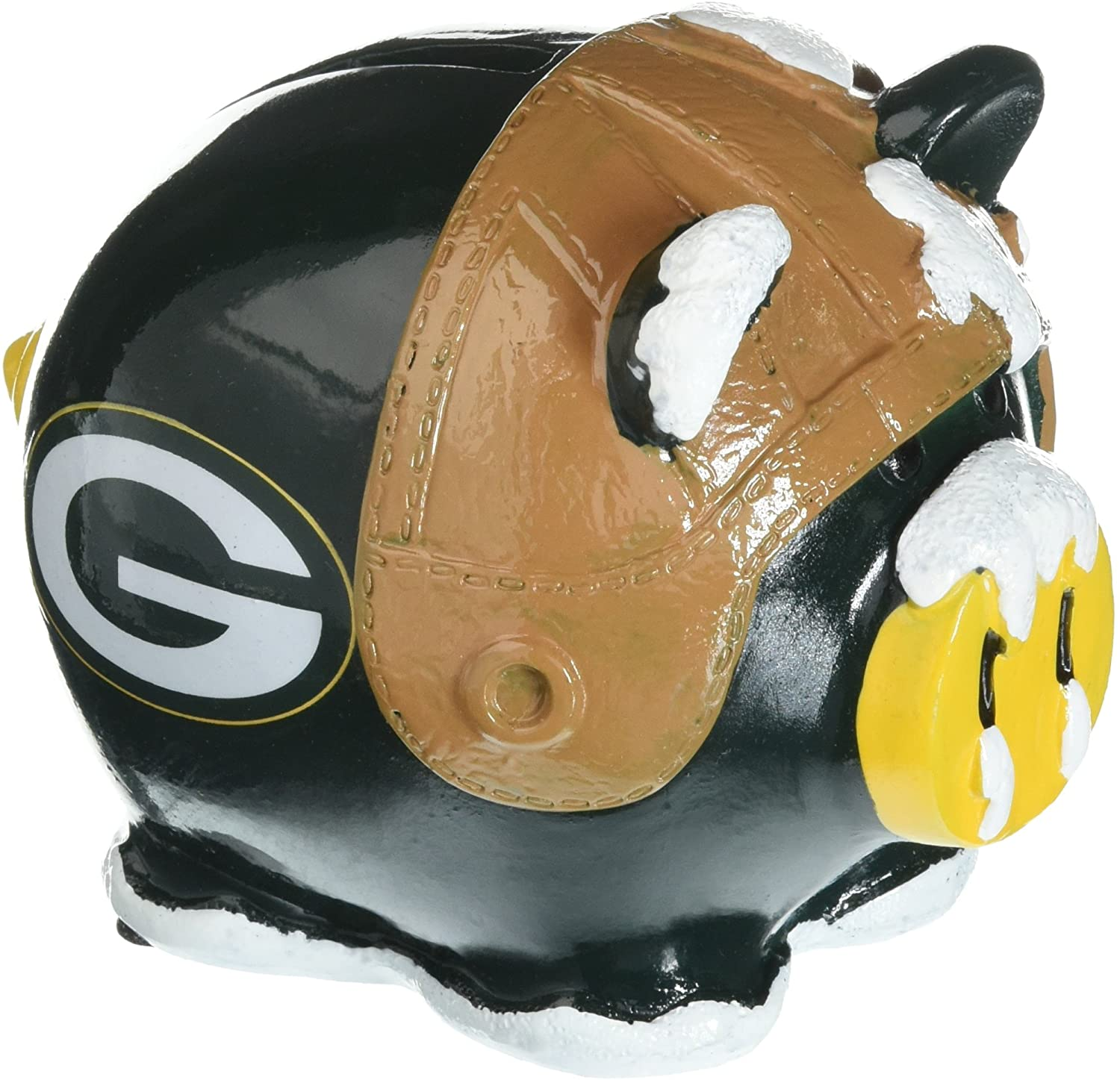 FOCO NFL Resin Small Thematic Piggy Bank