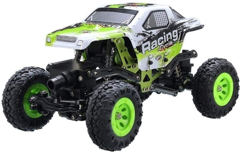 Xuess Off-Road Vehicle Remote Control Buggy Radio Electric Remote Durable Multi-Terrain Movement Children Gifts 4-Wheel Drive Climbing Car RC Trucks Children Gifts Kids Toy