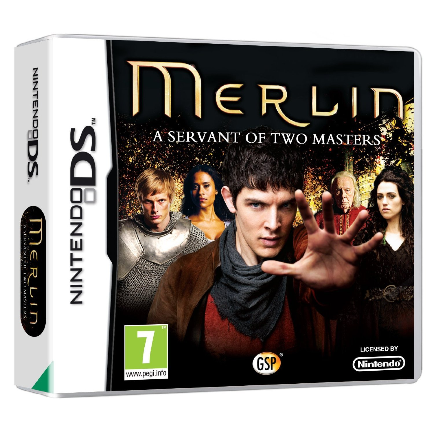 Merlin (Nintendo DS) (UK IMPORT)