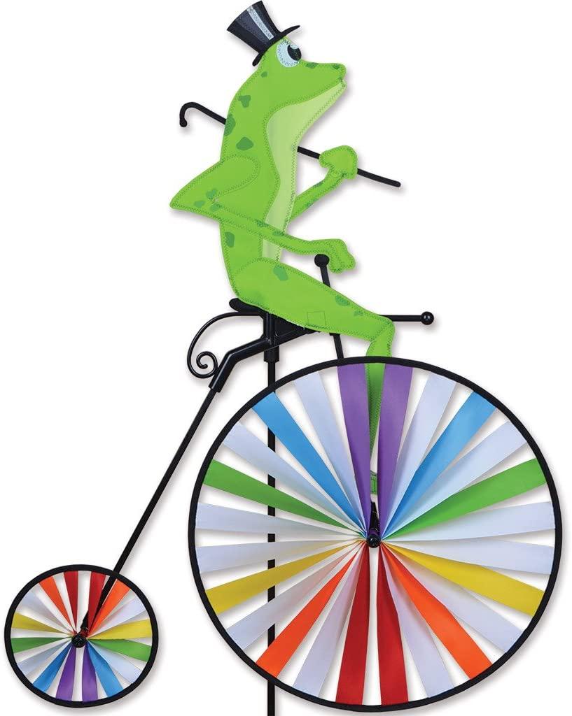 Premier Kites High Wheel Bike Spinner - Frog