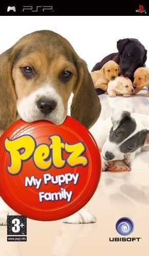 Petz My Puppy Family (Sony-PSP)