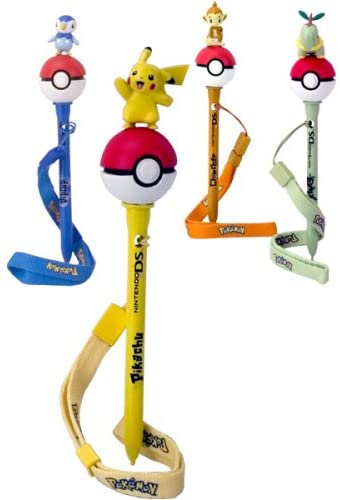 Nintendo DS Lite™ Licensed Pokeman Character Stylus Pen