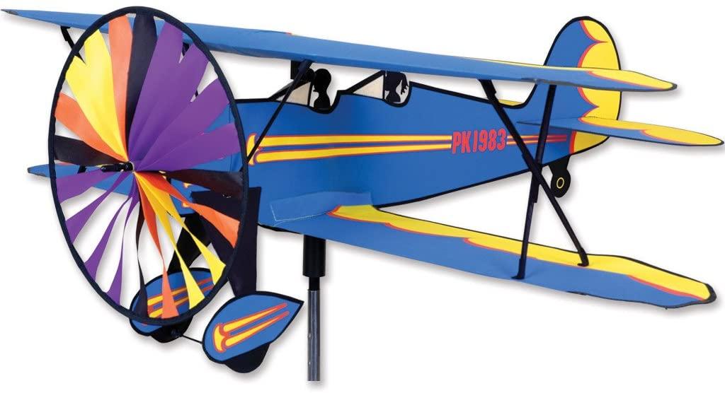 Premier Kites Airplane Spinner - Biplane