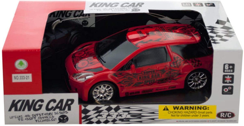Kole Imports 4 Direction Remote Control Hatchback Race Car
