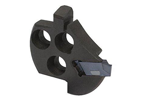 Ceratizit 227128 GX16RS-2 Series Modular Tool Cartridge, Right Hand, 40 mm Minimum Diameter