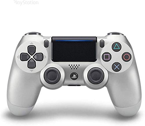 Wireless Controller for PlayStation 4-Silver