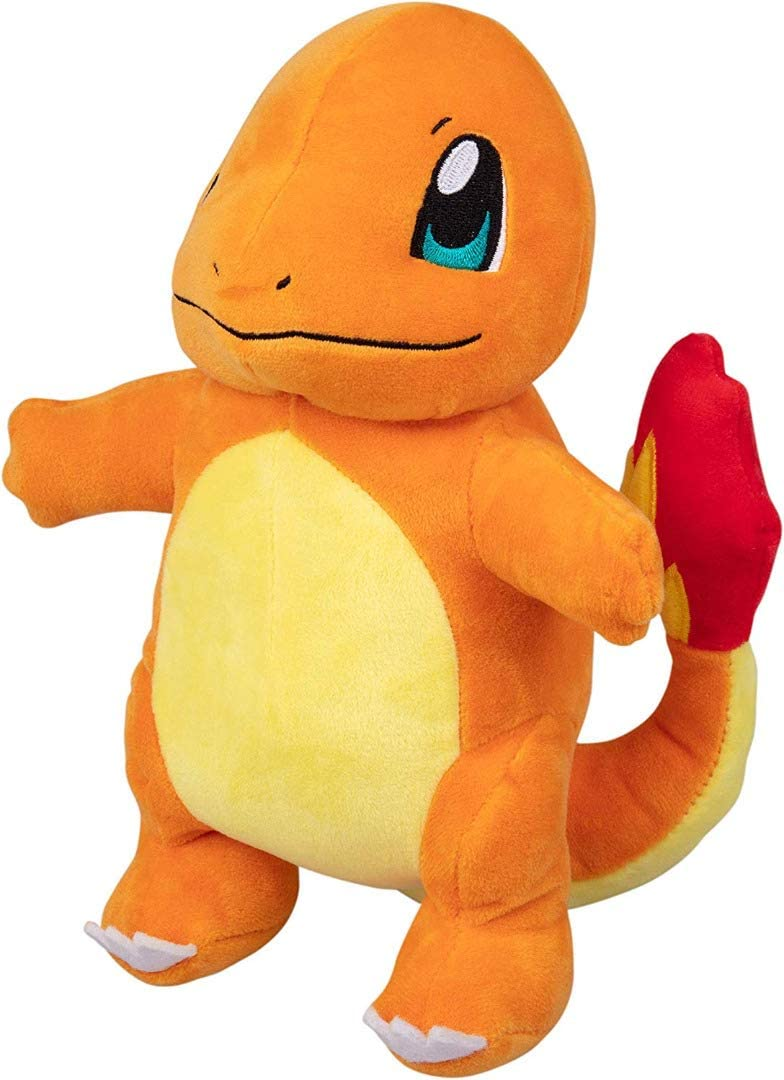 Pokémon Charmander Plush Stuffed Animal Toy - 8