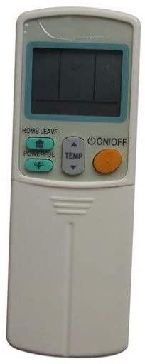 Calvas Remote Control For Daikin CDKS50BVMB CDKS60BVMB FTY35FV1C FTY25FV1C FTY35FV1A FTY25FV1A ARC433A11 ARC433A15 AC Air Conditioner