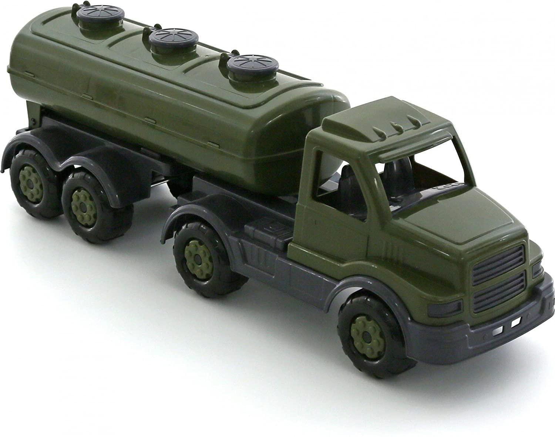 Polesie Polesie49216 Gigant Military Tank Truck-Toy Vehicles, Multi Colour