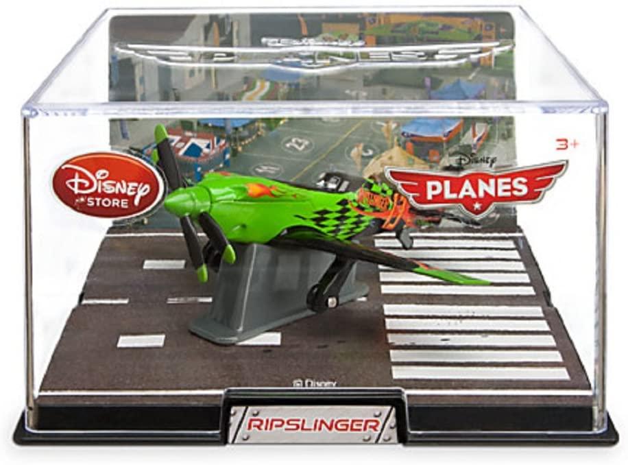 Disney PLANES - RIPSLINGER - Die Cast Plane - RIP SLINGER - 1:43 Scale