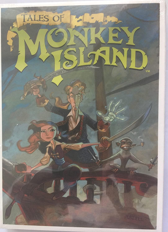 Tales Of Monkey Island - PC/Mac