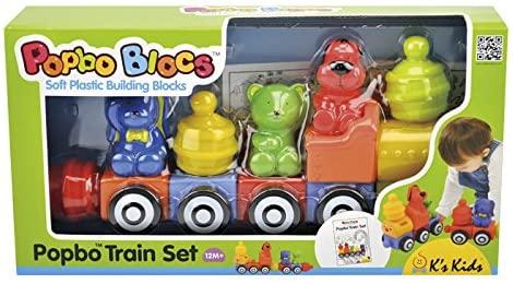 Ks Kids Popbo Blocs–Train