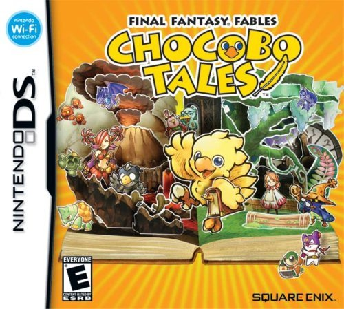 Final Fantasy Fables: Chocobo Tales - Nintendo DS (Renewed)
