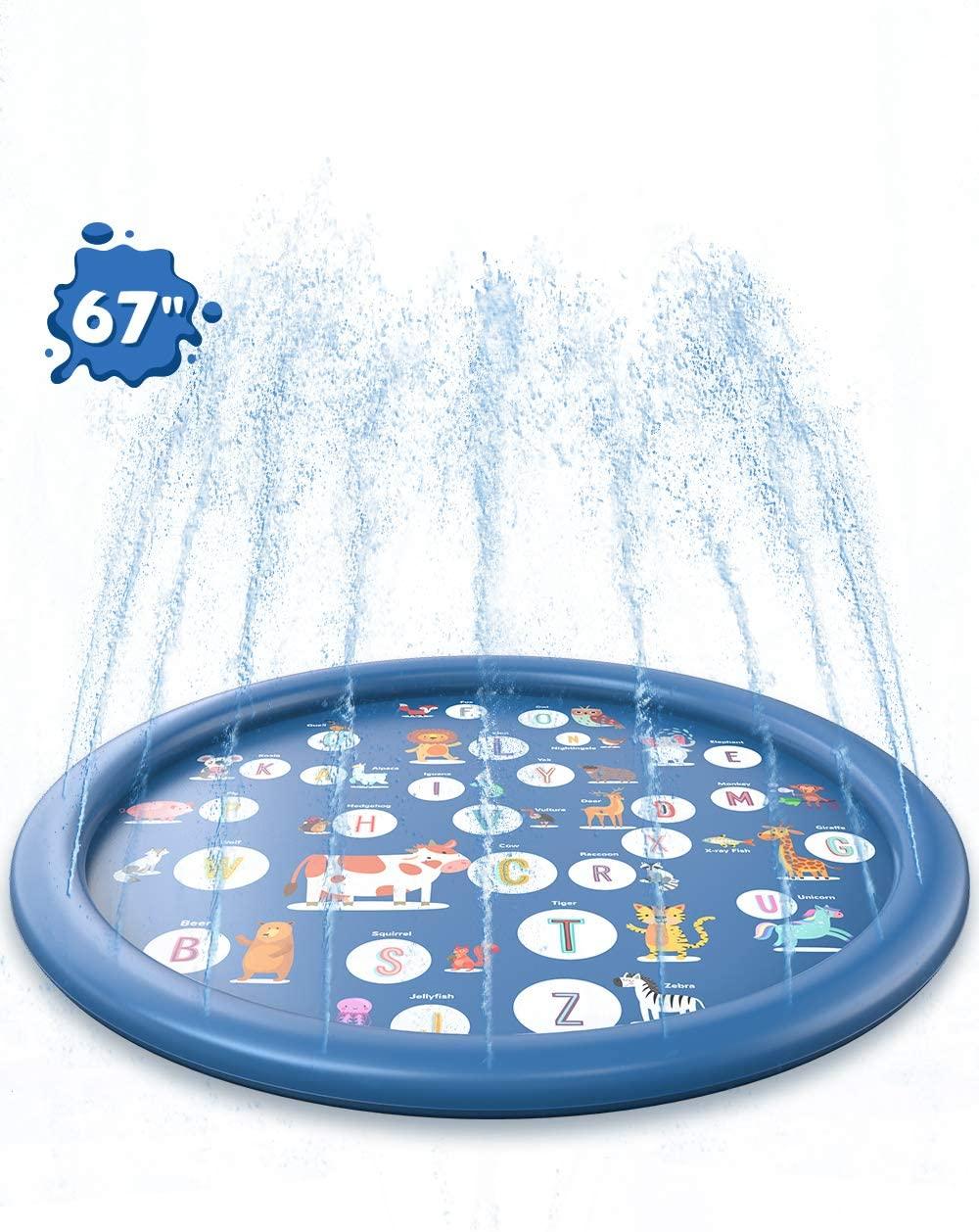LANXU Splash Pad, 67