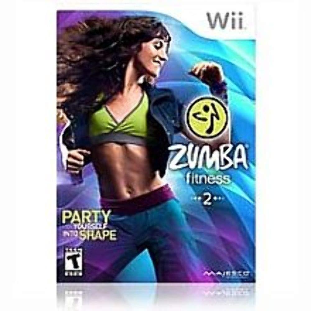 Zumba Fitness 2 - Nintendo Wii