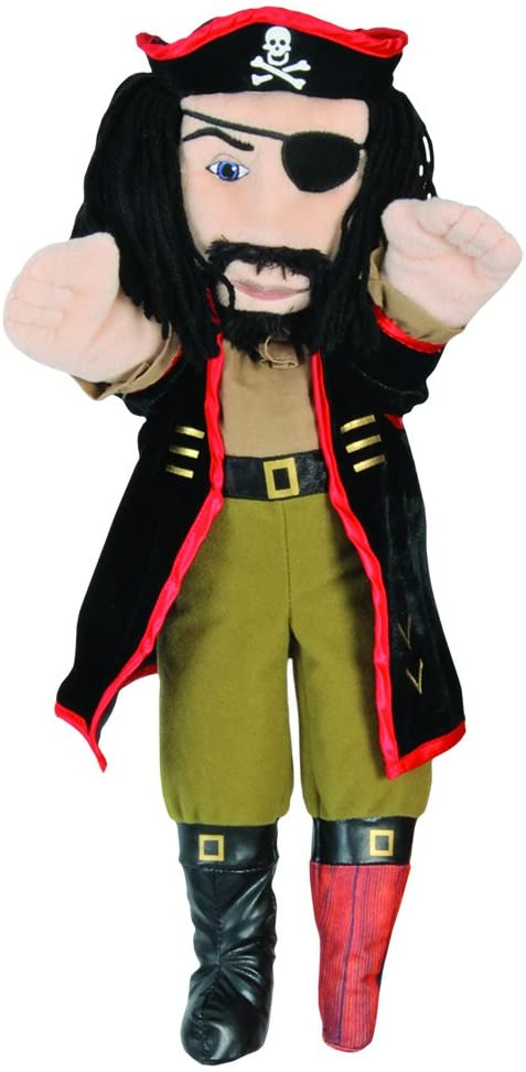 The Puppet Company Time For Story Puppets Pirate Hand Puppet