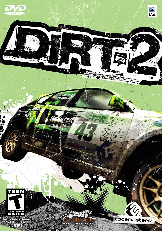 Dirt 2 - Mac