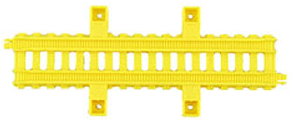 Replacement Parts for Thomas The Train - Thomas and Friends Track Master Motorized Railway ~ FXX65 ~ Monkey Palace Set ~ Replacement Yellow Straight Track TU4