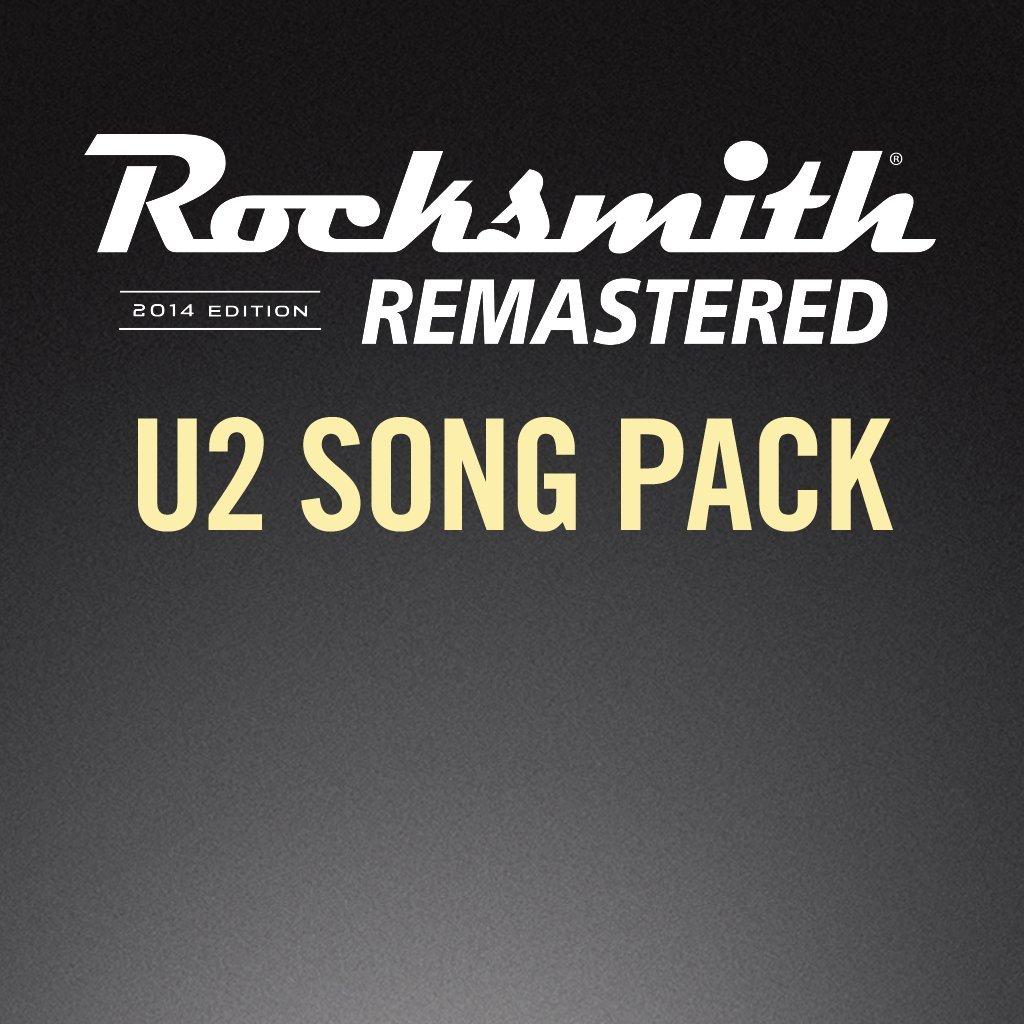 Rocksmith 2014 -U2 Song Pack - PS3 [Digital Code]