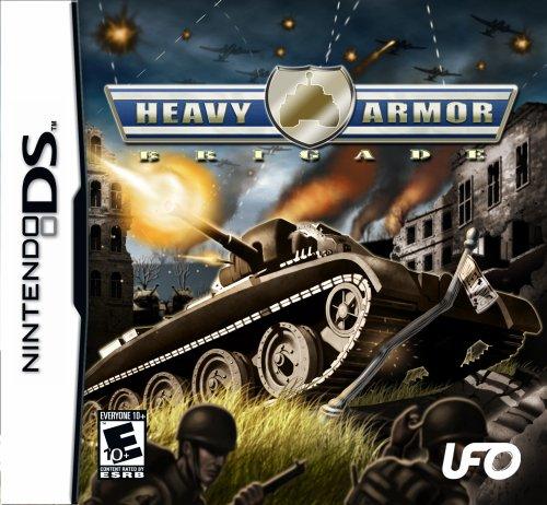 Heavy Armor Brigade - Nintendo DS