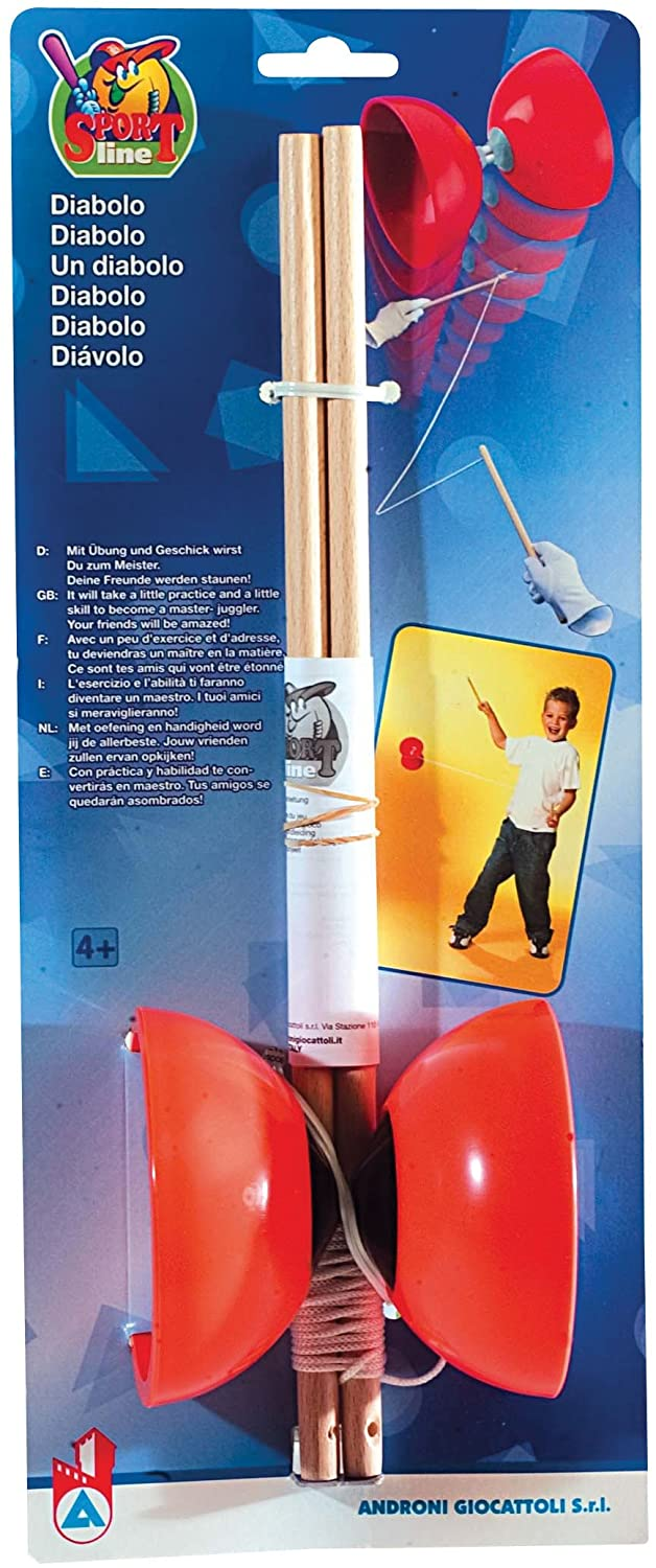 Androni Classic Diabolo Juggling Game
