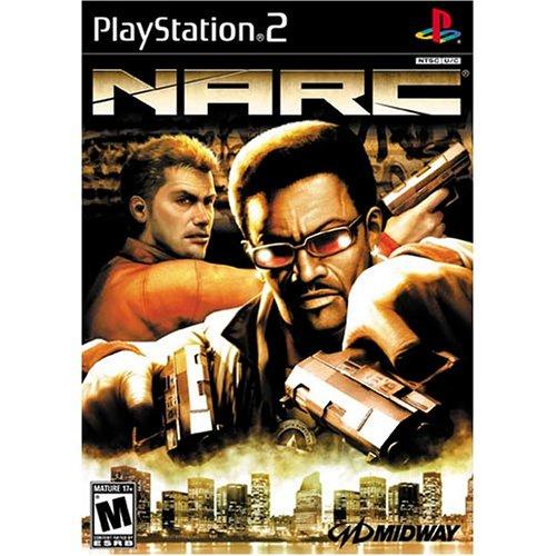 Narc - PlayStation 2