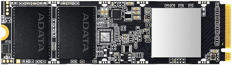 XPG SX8100 4TB 3D NAND NVMe Gen3x4 PCIe M.2 2280 Solid State Drive R/W 3500/3000MB/s SSD (ASX8100NP-4TT-C)