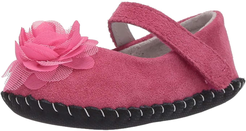 pediped Kids' Mary Jane Crib Shoe