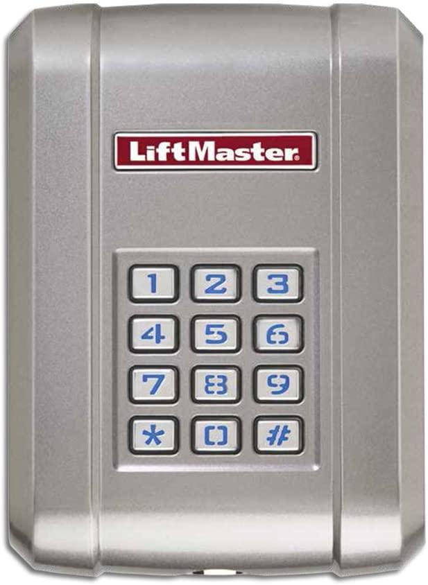 Liftmaster KPW250 wireless keypad 250 code