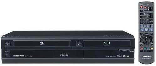 Panasonic DMP-BD70V Blu-ray Disc/VHS Multimedia Player