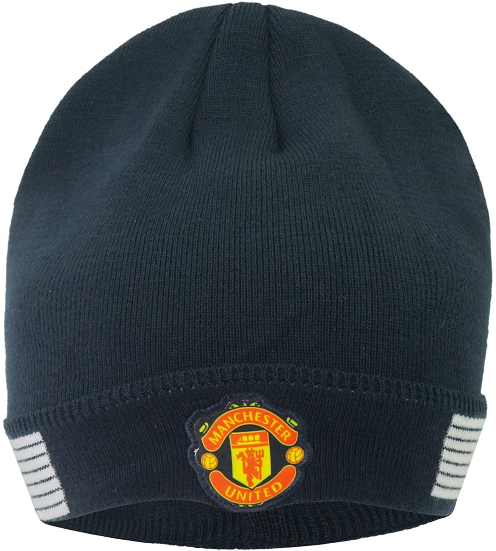 FC Beanie Fan Training Beanie Knitted Soccer Team Skull hat