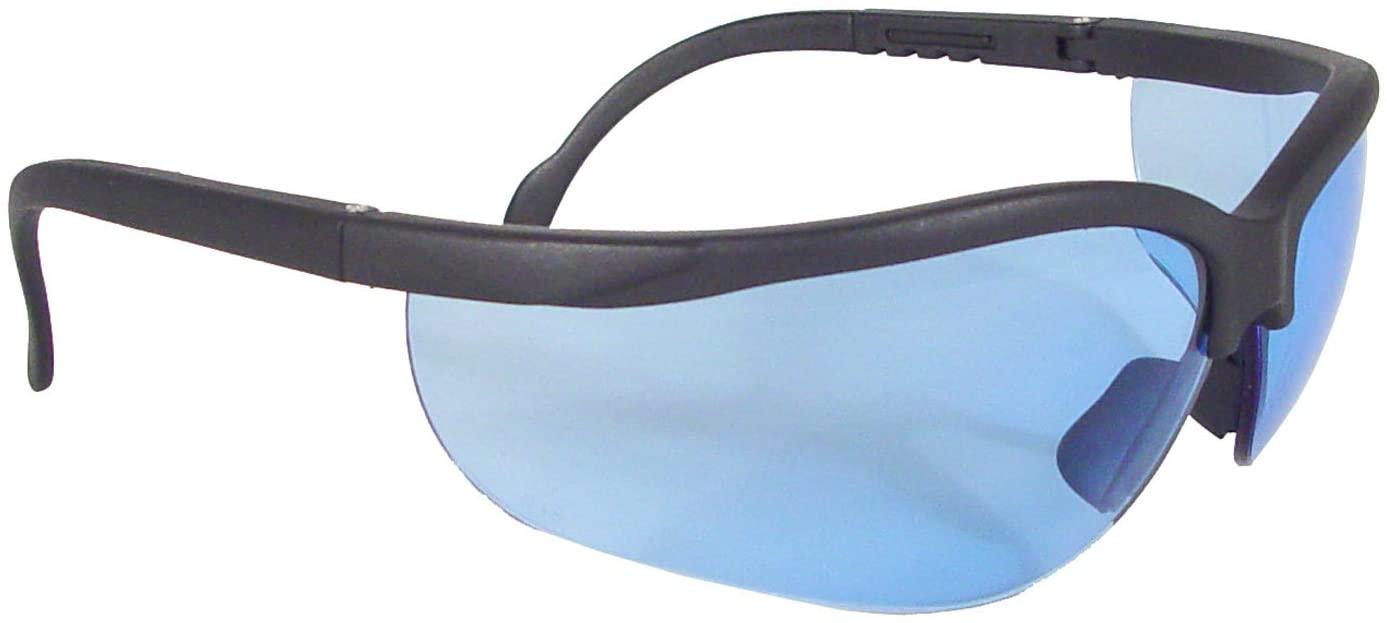 Light Blue Lens Radians Journey Safety glasses ballistic Testing JR01B0ID