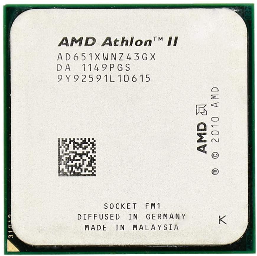 AMD Athlon II X4 651 4MB 32nm 100W .0GHz Quad-Core Socket FM1 CPU Processor