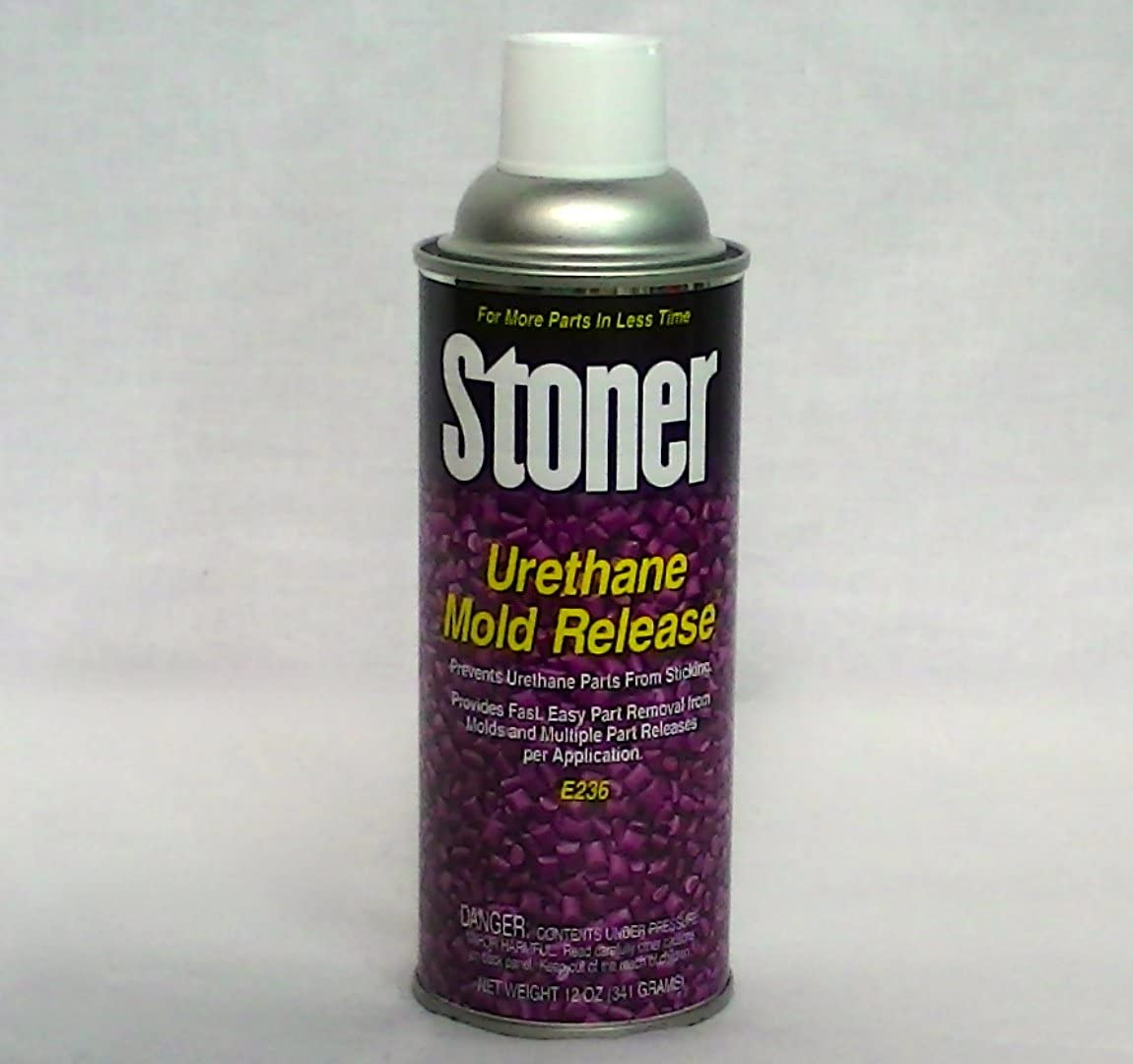 Stoner E-236 Urethan Mold Release 1 - 12 oz can