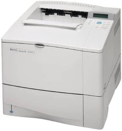 Hewlett Packard 4100N Laserjet Printer