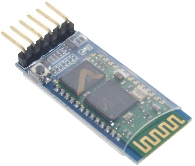 Bin Zhang HC05 HC-05 Master-Slave 6pin JY-MCU Anti-Reverse, Integrated Bluetooth Serial Pass-Through Module, Wireless Serial dai