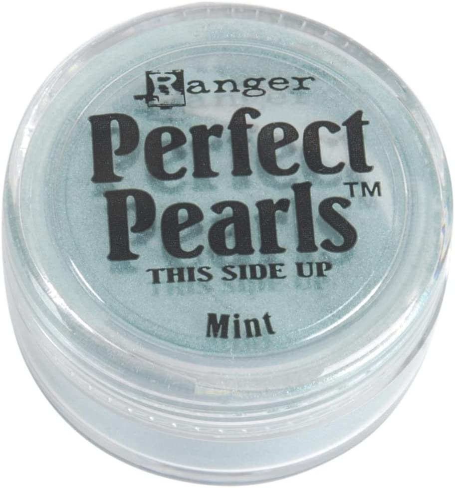 Ranger Perfect Pearls Pigment Powder 0.25oz - Mint