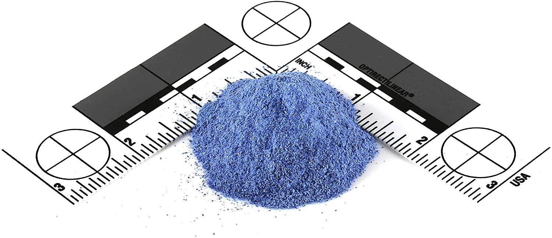 World of Wood Blue Stone, Crushed Inlay (1/2 oz)