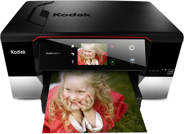Kodak HERO 7.1 Wireless Color Printer with Scanner & Copier