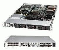 Supermicro Super Server Barebone System Components SYS-1018GR-T