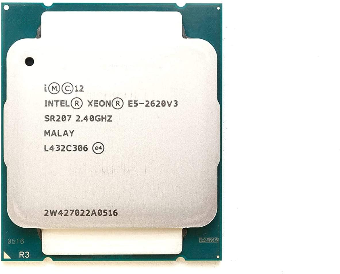 Intel Xeon E5-2620 v3 Hexa-core (6 Core) 2.40 GHz Processor - Socket R3 (LGA2011-3) Pack CM8064401831400