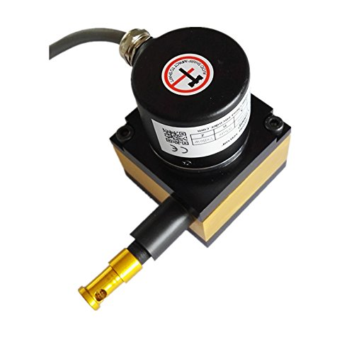 CALT 500mm Measure Range 0-5Kohm Draw Wire Potentiometer linear Sensor with Small Body Size